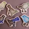 Brooch Collection – Only Lonely Birds